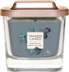 Yankee Candle Elevation Dark Berries, 96 g