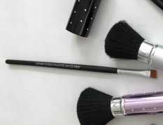 Royal Angled Eye Shadow Brow Brush Štětec na oční stíny, zkosený