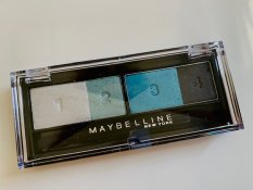 Maybelline Oční stíny Eyestudio Quad Eyeshadows, 5g
