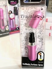 Travalo Refillable Perfume Spray, plnitelný flakon, 4 ml