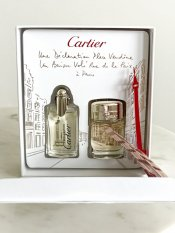 Cartier Baiser Volé 6 ml EDP + Déclaration 4 ml EDT Dárkový set miniatur